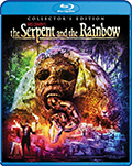 The Serpent and the Rainbow Re-release Bluray