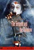 The Serpent and the Rainbow Re-release DVD
