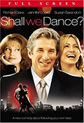 Shall We Dance Fullscreen DVD