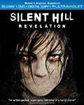 Silent Hill: Revelation Bluray