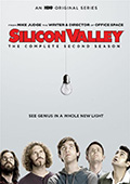 Silicon Valley: Season 2 DVD
