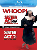 Sister Act Double Feature DVD