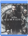 Snowpiercer Bluray