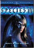 Species III Unrated DVD