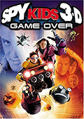 Spy Kids 3D DVD