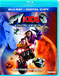 Spy Kids 3D Bluray