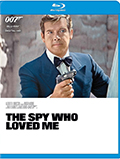 The Spy Who Loved Me Bluray