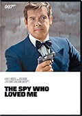 The Spy Who Loved Me Re-release DVD