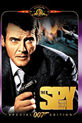 The Spy Who Loved Me Special Edition DVD