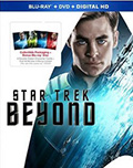 Star Trek Beyond Target Exclusive Bonus Bluray