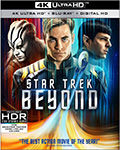 Star Trek Beyond UltraHD Bluray