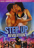Step Up Revolution DVD