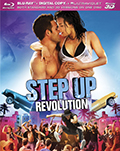 Step Up Revolution Bluray