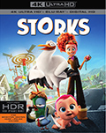 Storks UltraHD Bluray
