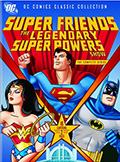 Super Friends: The Legendary Super Powers Show: The Complete Series DVD
