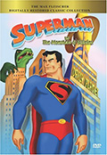 Superman vs. The Monsters and Villains DVD