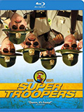 Super Troopers Bluray