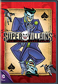 Super Villains: The Joker's Last Laugh DVD