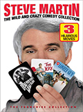 Wild and Crazy Comedy Collection DVD