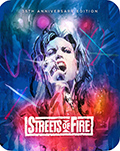 Streets of Fire 35th Anniversary Edition Bluray