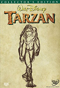 Tarzan Collector's Edition DVD