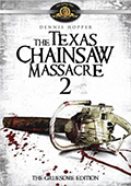 The Texas Chainsaw Massacre 2 Gruesome Edition DVD
