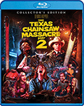 The Texas Chainsaw Massacre 2 Collector's Edition Bluray