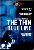 The Thin Blue Line DVD