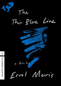 The Thin Blue Line Criterion Collection DVD