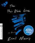 The Thin Blue Line Criterion Collection Bluray