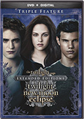 Twilight Triple Feature DVD