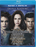 Twilight Triple Feature Bluray