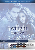 Twilight Forever Bluray