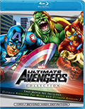 Ultimate Avengers Collection Bluray