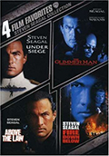 The Glimmer Man 4-Film Collection DVD