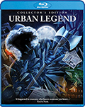 Urban Legend Collector's Edition Bluray