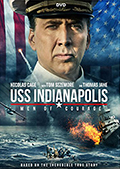USS Indianapolis: Men of Courage DVD