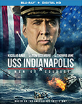 USS Indianapolis: Men of Courage Bluray