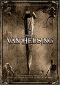 Van Helsing Ultimate Collector's Edition DVD