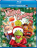 It's A Very Merry Muppet Christmas Movie Bluray