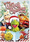 It's A Very Merry Muppet Christmas Movie DVD