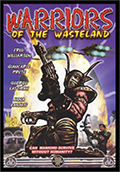 Warriors of the Wasteland DVD