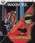 Waxwork Double Feature Bluray