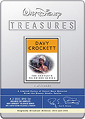 Walt Disney Treasures- Davy Crockett- The Complete Series DVD