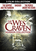 The Wes Craven Horror Collection DVD