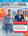 White House Down Target Exclusive DVD