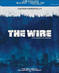 The Wire: The Complete Series Bluray