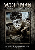 The Wolf Man The Complete Legacy Collection DVD