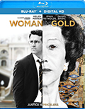 Woman in Gold Bluray
