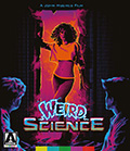 Weird Science Special Edition Bluray